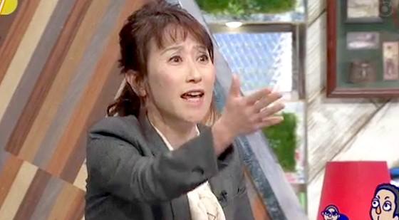 ワイドナショー画像 松野明美と有森裕子のオリンピック選考事件 2016年2月28日