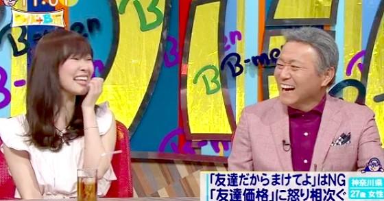 ワイドナショー画像 小倉智昭が佐々木恭子アナの印象を聞かれて「サイテー」とボケる 2016年2月28日