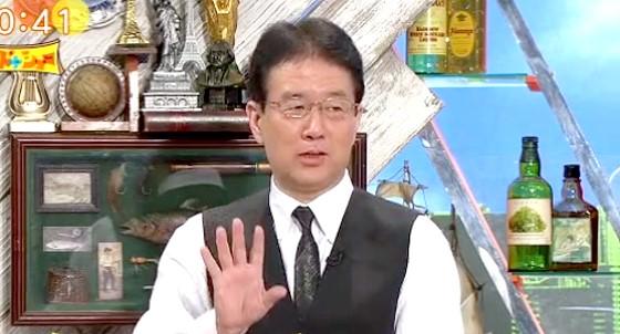 ワイドナショー画像 犬塚浩弁護士が放送法による電波停止命令とBPOによる自主規制の関係を解説 2016年3月6日