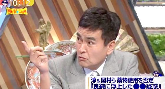 ワイドナショー画像 石原良純「自分が薬物疑惑をかけられたのは政治的対抗勢力のせい」松本人志「たち悪い」 2016年3月6日