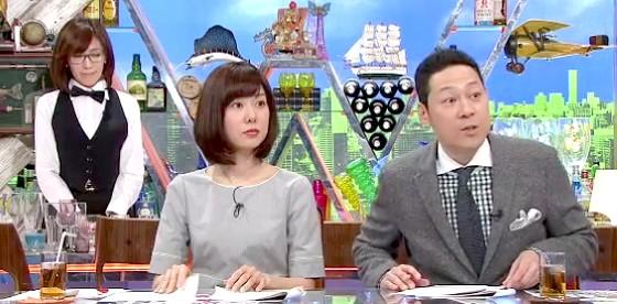 ワイドナショー画像 山崎夕貴アナ 東野幸治 石井竜也の謝罪について紹介 2016年3月20日