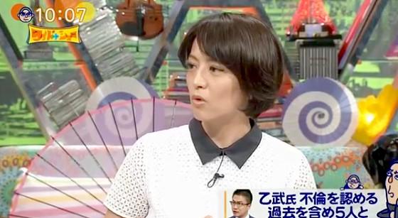 ワイドナショー画像 赤江珠緒「乙武洋匡さんの奥さんが謝罪したことは理解できる」 2016年3月27日
