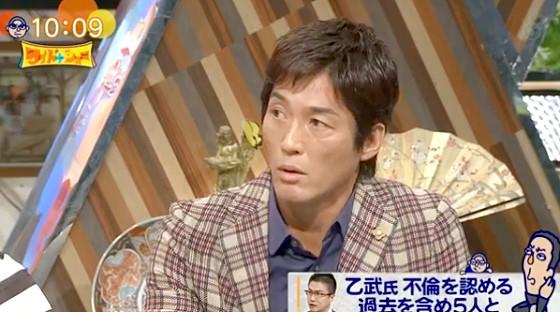 ワイドナショー画像 長嶋一茂「乙武洋匡さんの不倫報道は障害者ならではの事情もある」 2016年3月27日