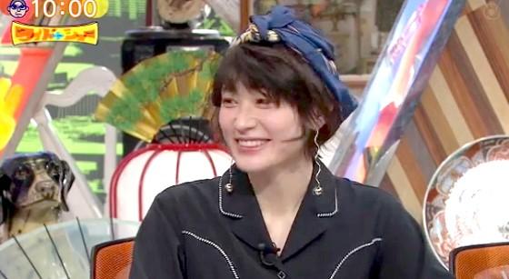 ワイドナショー画像 水曜日のカンパネラ・コムアイが4ヵ月ぶり2度めの出演でメジャーデビューを報告 2016年4月3日