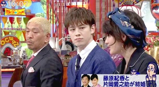 ワイドナショー画像 ご贔屓筋よりも地味な着物を選ぶ梨園の妻についてコムアイが「紀香さんはどうしても華やかになる」 2016年4月3日