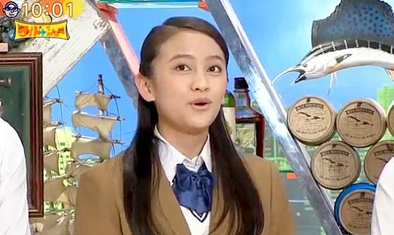 ワイドナショー画像 ますだおかだ・岡田圭右の娘である岡田結実がスベっても頑張る父の偉大さを語る「明るい気持ちに」 2016年4月10日