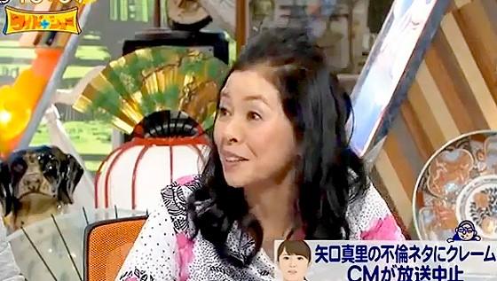 ワイドナショー画像 阿部知代「昔は浮気で済ませていたのにいつの間にか日本人の倫理観が高くなったことに戸惑う」 2016年4月10日
