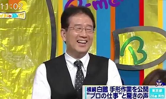 ワイドナショー画像 犬塚浩弁護士「日頃気づかれないのでサインを求められることもない」 2016年4月24日