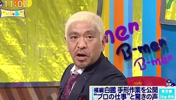ワイドナショー画像 犬塚弁護士「自由にやってる」松本「文春さーん」 2016年4月24日