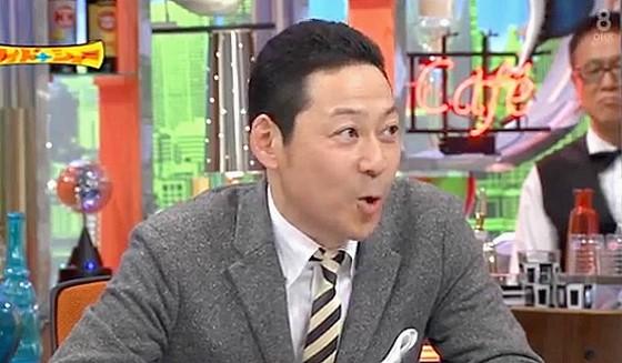 ワイドナショー画像 東野幸治が安倍晋三に任期延長について率直に尋ねるがかわされる 2016年5月1日