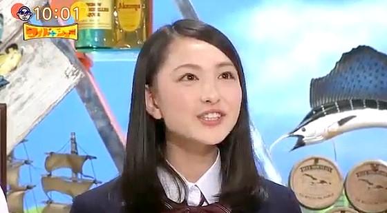 ワイドナショー画像 ワイドナ現役高校生 北村優衣が緊張のあまり上手くしゃべれず 2016年5月8日