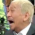 ワイドナショー画像 松本人志がタレントパワーランキング10代男性で1位となり照れ隠し 2016年5月8日