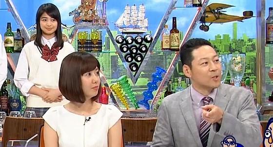 ワイドナショー画像 山崎夕貴アナ 東野幸治「復帰したベッキーを今までと同じ目で見ることはできない」 2016年5月15日