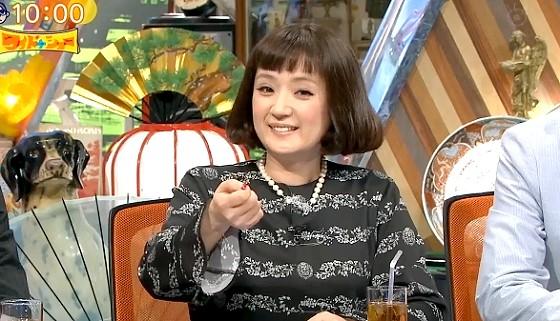 ワイドナショー画像 千秋「ワイドショーで好きな話題はトラブルです」 2016年5月15日