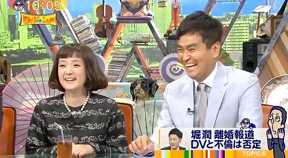 ワイドナショー画像 千秋 石原良純が松本人志の発言に笑い 2016年5月15日
