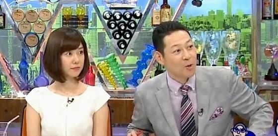 ワイドナショー画像 山崎夕貴 東野幸治が堀潤に「気使ってるんですよ」 2016年5月15日