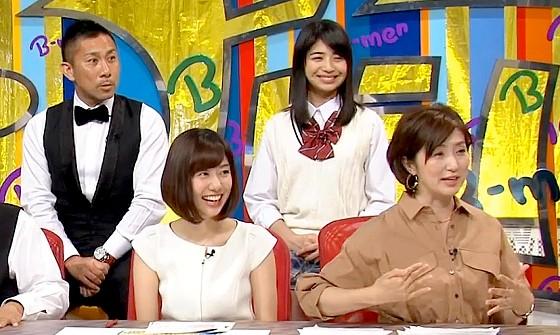 ワイドナショー画像 佐々木恭子アナが堀潤のDV報道に対して「身を正して生きていきたい」 2016年5月15日