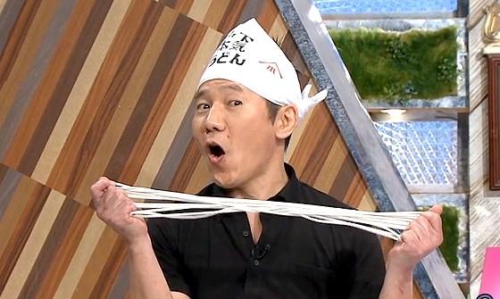 ワイドナショー画像 オモロー山下が松本人志の計らいで番組出演するも「山下本気うどん」の宣伝丸出し 2016年5月15日