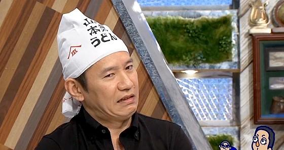 ワイドナショー画像 東野幸治の「カネに汚いイメージ」との指摘に心当たりがありそうな顔のオモロー山下 2016年5月15日