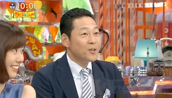 ワイドナショー画像 小芝居づいた前園真聖に東野幸治がツッコミ 2016年5月29日