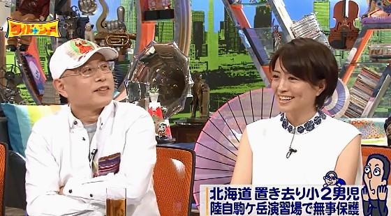 ワイドナショー画像 赤江珠緒 大川総裁「お父さんから置き去りの権利が奪われてしまったことに同意」 2016年6月5日
