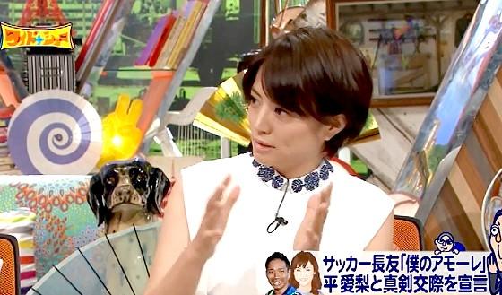 ワイドナショー画像 赤江珠緒「夫は同じ業界の人なので芸能活動も認めてもらいやすい」 2016年6月5日