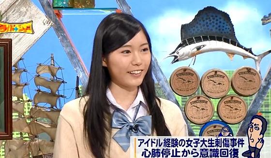 ワイドナショー画像 竹俣紅「ファンがインタビューの答え方にまで指図するようになって怖かった」 2016年6月12日