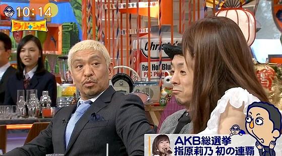 ワイドナショー画像 指原莉乃に4億円が動いたということに宮藤官九郎も驚きの表情 2016年6月26日
