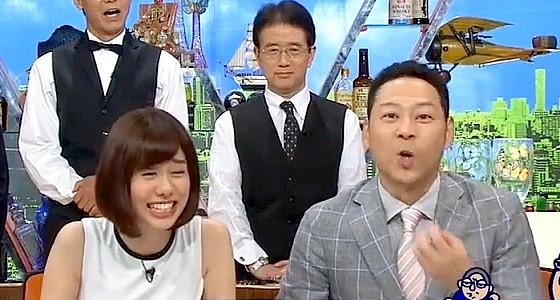 ワイドナショー画像 東野幸治がチキンの古市憲寿に「デビュー当時のようにもっと歯向かってほしい」 2016年6月26日