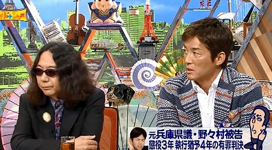 ワイドナショー画像 みうらじゅん 長嶋一茂「政務活動費は法には抵触してなくても道義的な問題がある」 2016年7月10日