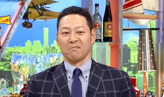 ワイドナショー画像 東野幸治「愛人クラブに会員登録して千秋が来たらげっ!て思う」 2016年7月17日