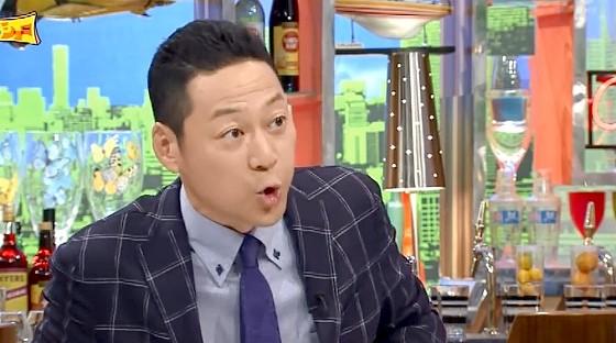 ワイドナショー画像 東野幸治が阪神タイガース金本監督の采配が物議を醸していることを紹介 2016年7月17日