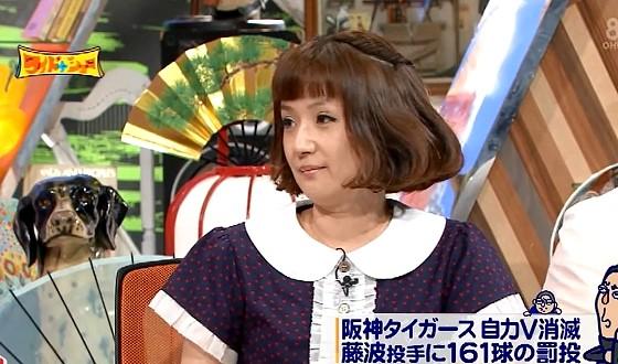 ワイドナショー画像 阪神タイガースの低迷に関して千秋「ファンである私が全部悪い」松本人志「洗脳ですよ」 2016年7月17日