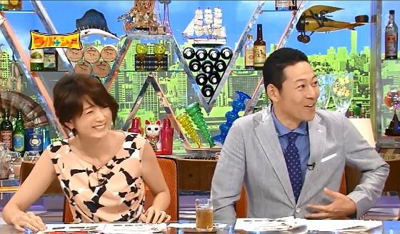 ワイドナショー画像 秋元優里アナ 東野幸治「ポケモンGOをめぐって言い争いをしている芸能人を見ると何やってんねんと思う」 2016年7月31日