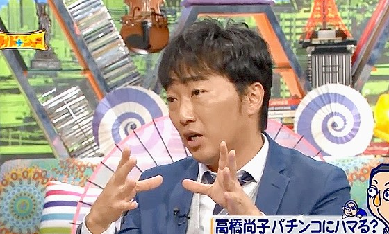 ワイドナショー画像 スピードワゴン小沢一敬「パチンコやってる人格者だってたくさんいる」 2016年8月7日