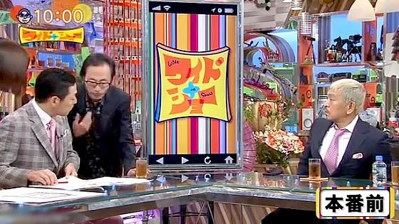 ワイドナショー画像 こち亀の秋本治が本番前東野に松本人志の扱いを相談 2016年9月4日