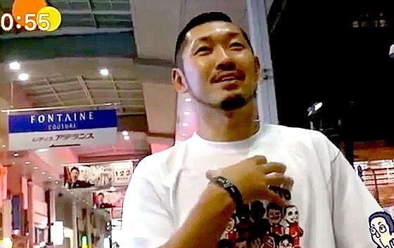 ワイドナショー画像 熊本ヴォルターズの小林キャプテンが開幕戦に対する熱い思いを語る 2016年9月18日