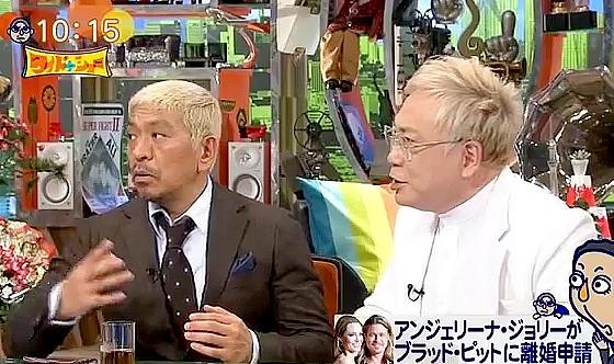 ワイドナショー画像 高須クリニック院長・高須克弥「子宮や前立腺の摘出でがんのリスクを無くすという考えは合理的だが一般には受け入れられない」 2016年9月25日