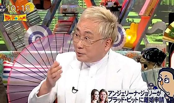 ワイドナショー画像 高須克弥「事実婚は不倫スキャンダルもないし合理的」 2016年9月25日