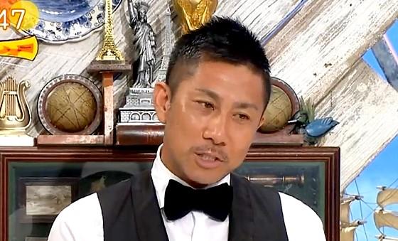 ワイドナショー画像 長谷川豊と番組で共演していた前園真聖が「今回のブログは行き過ぎ」 2016年10月9日
