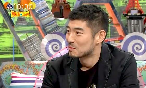ワイドナショー画像 松本人志が高嶋政宏に「不思議な方ですよね」 2016年10月16日