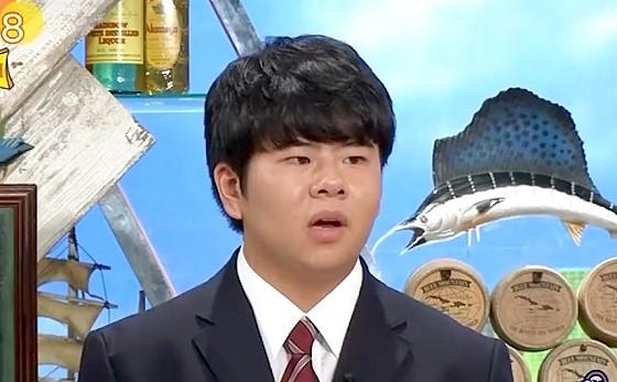 ワイドナショー画像 東京オリンピックエンブレム問題の佐野研二郎の生前葬をした多摩美術大学の学園祭にワイドナ現役高校生の前田航基が意見 2016年11月13日