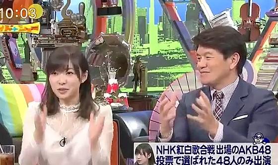 ワイドナショー画像 指原莉乃がAKB紅白選抜の趣旨を説明 2016年12月18日