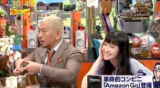 ワイドナショー画像 松本人志が月餅のカロリーについて語る 2017年2月5日