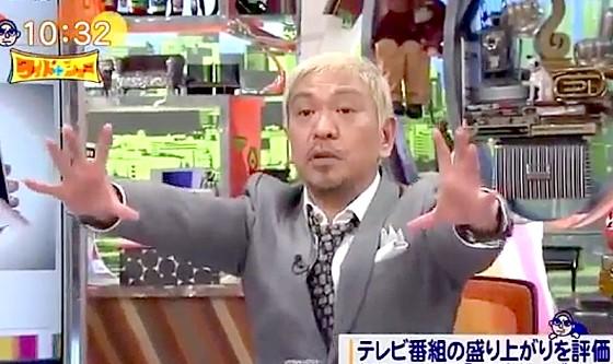 ワイドナショー画像 松本人志がサウナでのエピソードを紹介 2017年2月12日