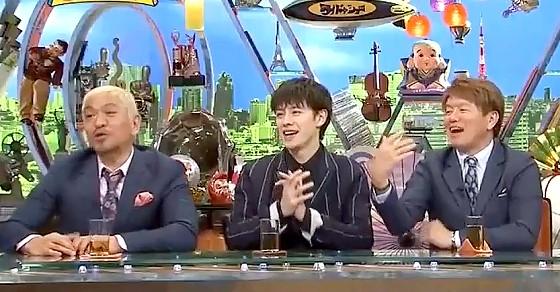 ワイドナショー画像 話題性に乏しい東京03に清水富美加のニュースを振るヒロミ「そっちの方がでかいわ」 2017年2月26日