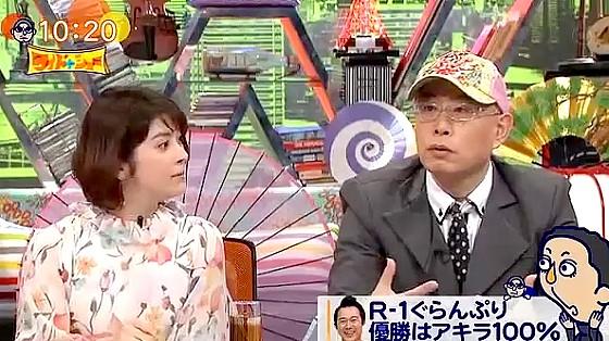 ワイドナショー画像 大川豊がアキラ100%に「それ小さくできてるの?」 2017年3月5日