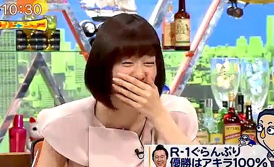 ワイドナショー画像 松本人志が山崎夕貴アナに「裸芸に異常なぐらいウケてるで」 2017年3月5日