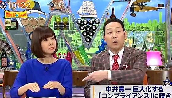 ワイドナショー画像 東野幸治「茂木さんも反省してるんです」 2017年3月19日