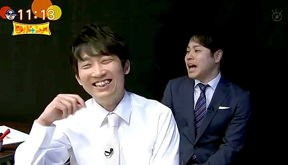 ワイドナショー画像 「ノンスタイルのとこ使う?」という松本に井上が思わずツッコミ 2017年4月9日